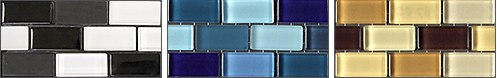 Michigan Cristallo Glass Tile